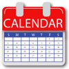 CLE events calendar icon