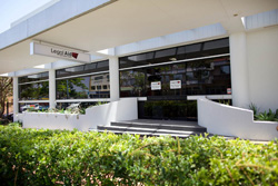 Picture showing outside of Port Macquarie Legal Aid Office