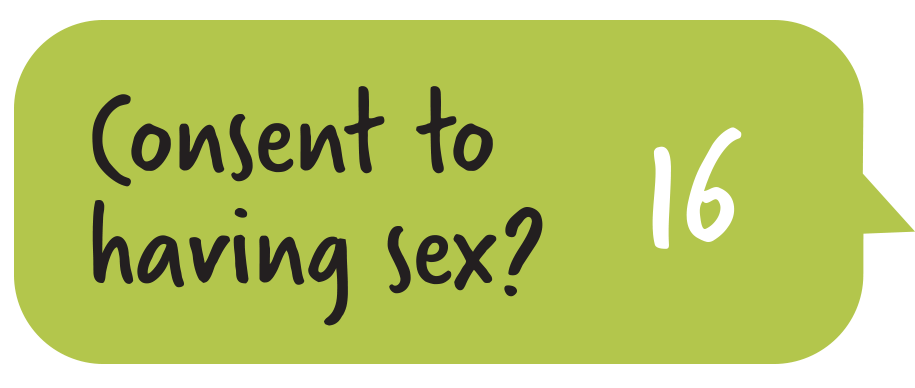 Consent to having sex? 16