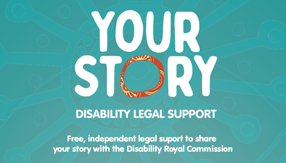 Your Story Disability Legal Support